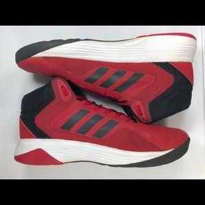 Adidas Mens Highttop Basketball Shoes